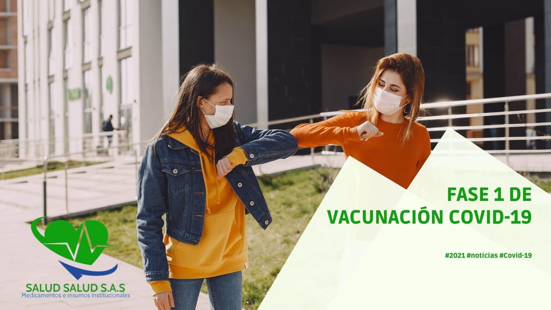 Fase 1 de Vacunación