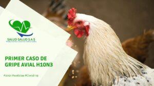 China reporta el primer caso de gripe aviar H10N3 en humanos